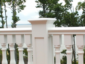 Exterior Performance Railing