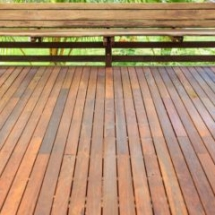 Decking-treated pine
