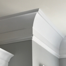 Crown Moulding by Woodcrafters