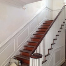 Staircase and Panel Moulding