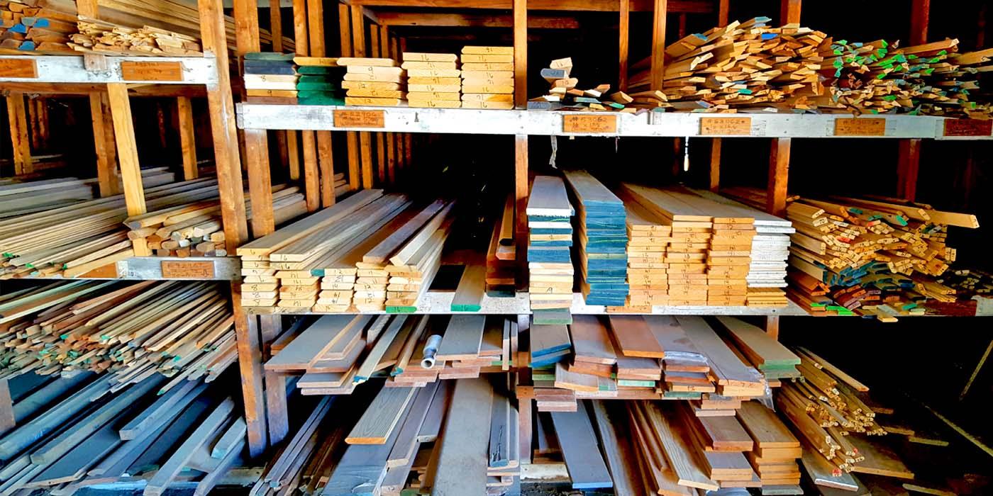 Premium Wood Inventory
